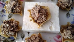 Nutty Feta Cheese Spread